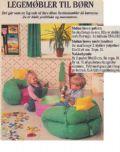 Klik her for at se flere billeder og få mere information om varen:0058 Mønster: Sy Legemøbler til børn