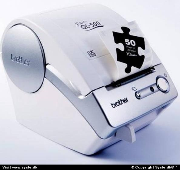 QL-500A - NY Brother Label Printer